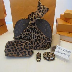 Limited Edition Azzedine Alaia Leopard Alma